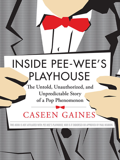 Inside Pee-wee's Playhouse [Signed]