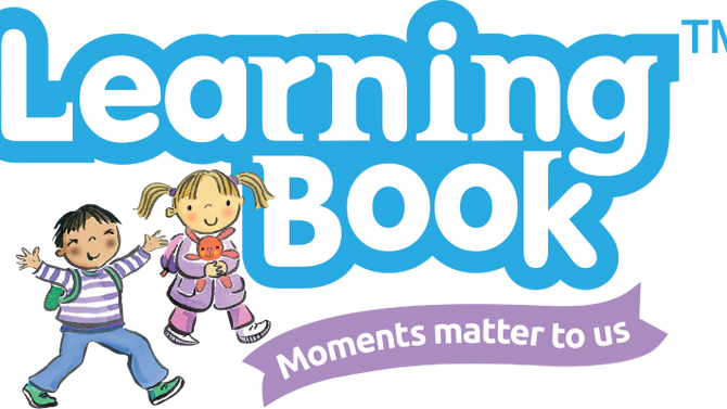 'LearningBook' - A digital record of your child's learning journey