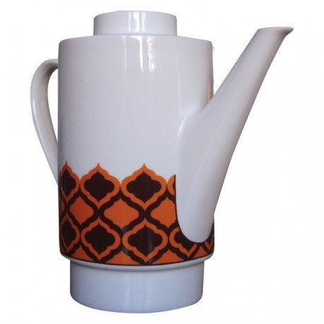 Vintage pot de thé