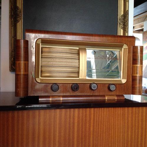 VENDU - Ancien radio - Cristal Grandin