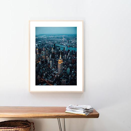 On Wall Framed Empire.jpg