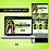 Thumbnail: Wix Streetwear Premade Website Design