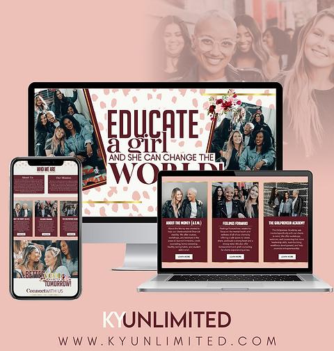 Custom Full Website Design