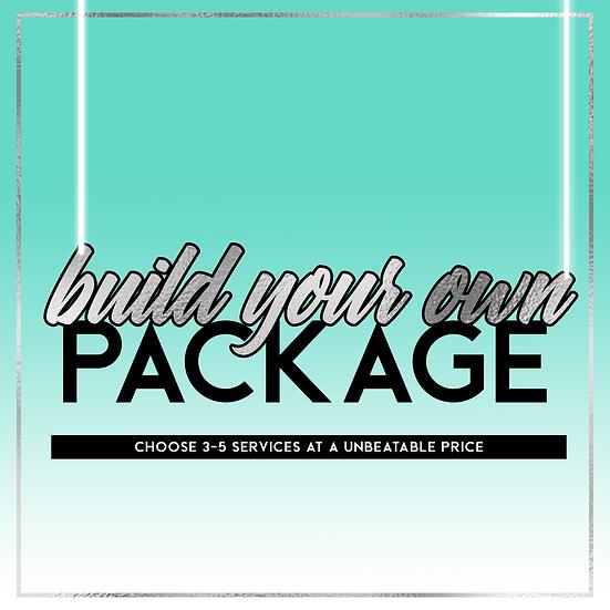 BYO Package