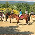 La Louvière centre équestres - Vaucluse