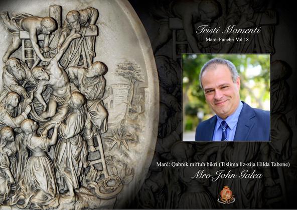 Qabrek MIftuħ Bikri (Tislima liz-Zija Hilda Mallia Tabone)