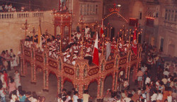 Inawgurazzjoni tal-Palk restawrat - 1985