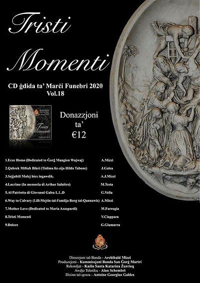CD Marċi Funebri - Vol. 18
