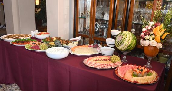 میز پیشغذا