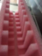 foam packaging, foam inserts, custom foam packaging inserts, custom foam inserts, epe foam packaging