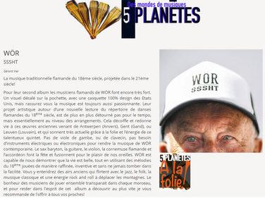 Review Sssht - 5planetes (FR)