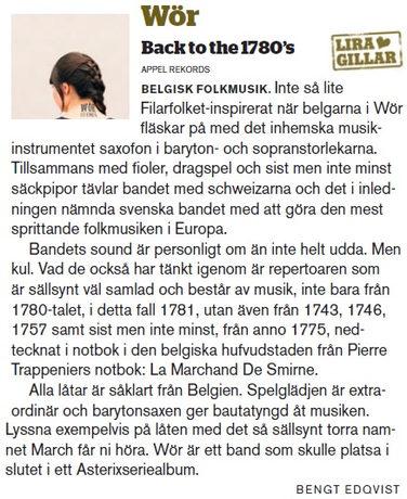 Lira Musikmagazin (SE)
