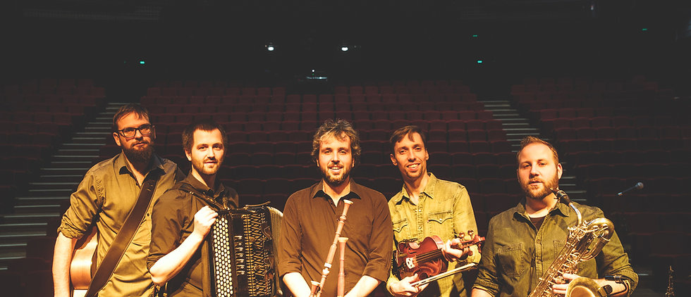 WÖR live @ Theatre de Cornouialles (Quim