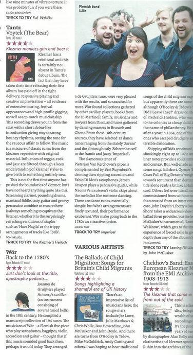 Songlines Magazine (UK)
