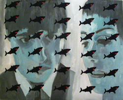 The sharks of our relationships |SOLD|