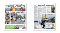 NEWS: Bomb scare