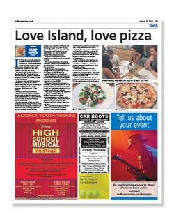REVIEW: Harpenden Pizzeria