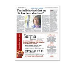 NEWS: Asbestos in Harrods
