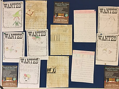 Year 4 projects on Robin Hood