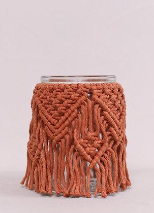 Grand vase terracotta