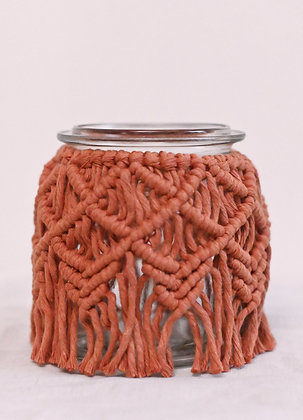 Moyen vase terracotta