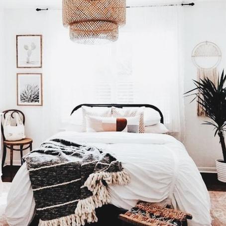 Le style minimaliste bohème