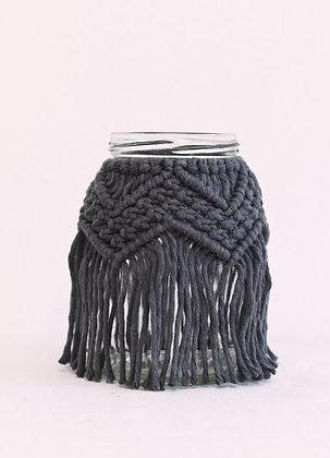 Petit vase noir