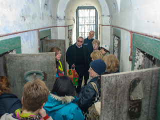 Heritage Week Tours of Sligo Gaol