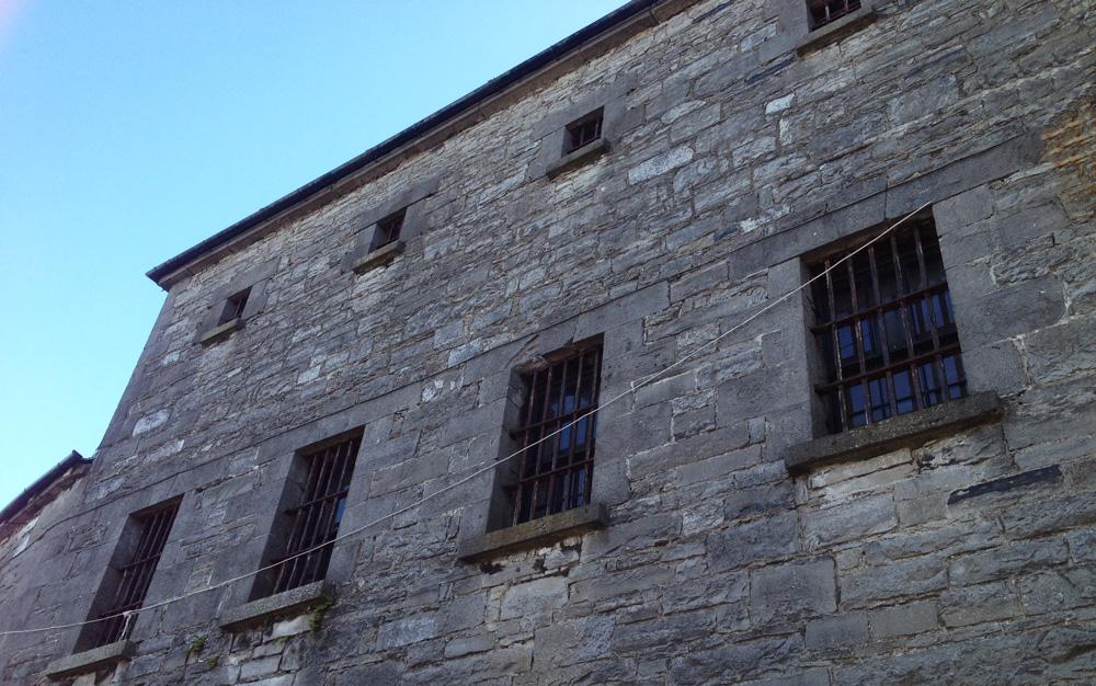 Gaol exterior