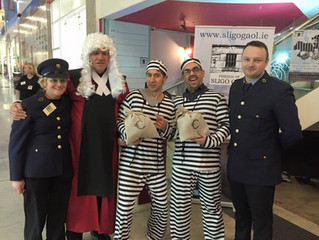 """Jail & Bail"" raises over €4,000"