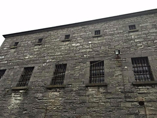 Friends of Sligo Gaol receive €9,000 grant to restore windows