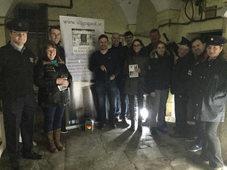 AbbVie Tour at Sligo Gaol.
