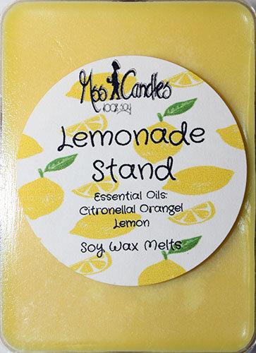 Lemonade Stand Wax Melts