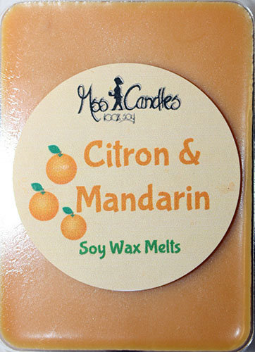 Citron and Mandarin Wax Melts