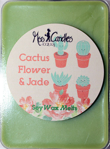 Cactus Flower And Jade Wax Melts