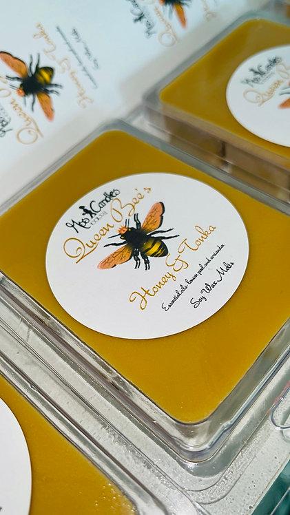 Queen Bee's Honey and Tonka