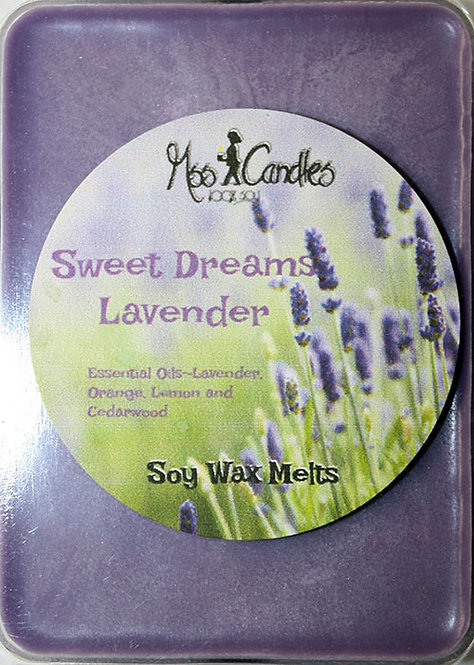 Sweet Lavender Dreams Wax Melts