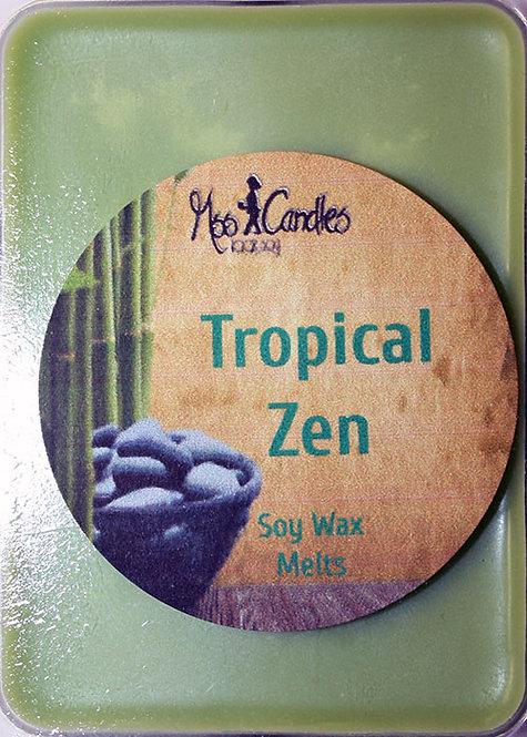 Tropical Zen Wax Melt