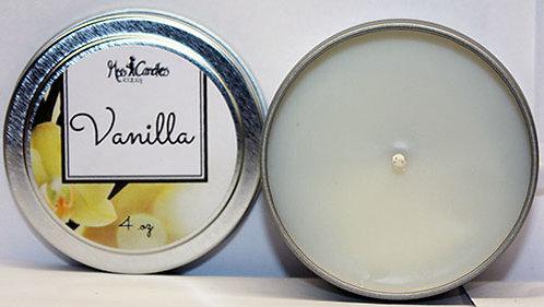 Vanilla 4oz
