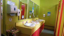Toilets Covid Protocol Setting