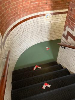 Staircase Covid Protocol Setting