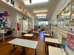 Y2 Classroom Covid Protocol Setting