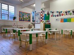 Nursery  ClassroomCovid Protocol Setting