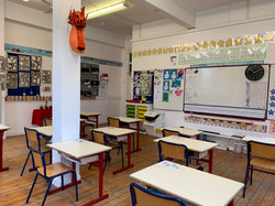 Y3-Y4 Classroom Covid Protocol Setting