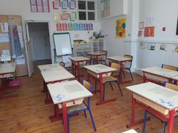 Y5 Classroom Covid Protocol Setting