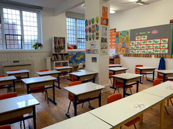 Y1 Classroom Covid Protocol Setting