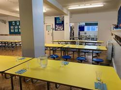 Dining Hall 5 Covid Protocol Setting