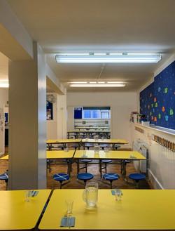 Dining Hall 4 Covid Protocol Setting