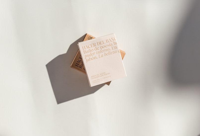 BERGAMOTA,CEDRO Y GERANIO (Edición limitada)
