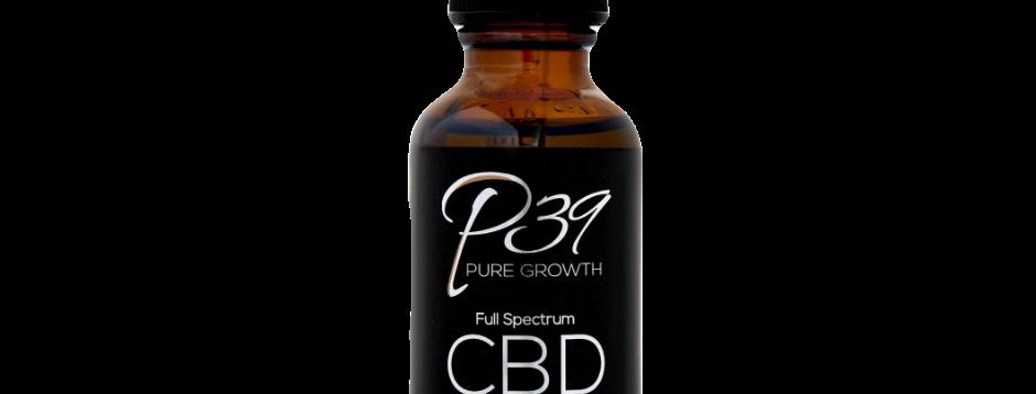 Full Spectrum CBD 1000mg Natural